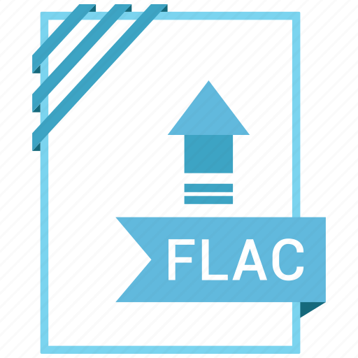 File format, file, extensiom, flac icon