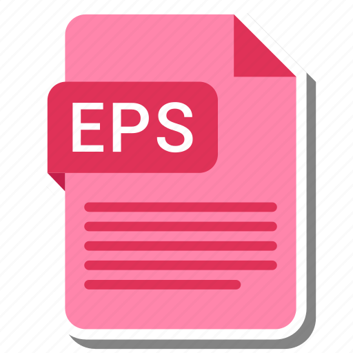 document, eps, extension, file format, folder, image, paper icon