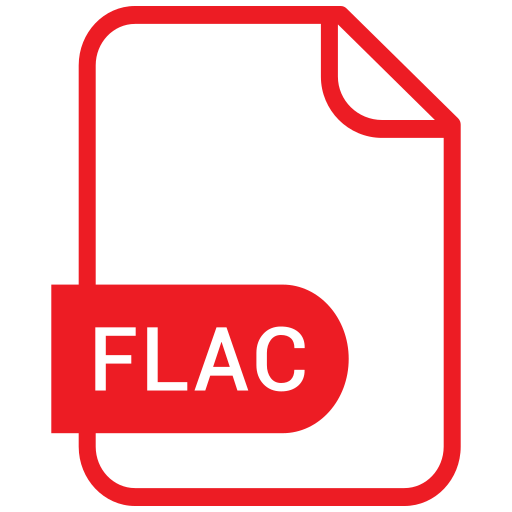 document, eps, file, flac, format icon
