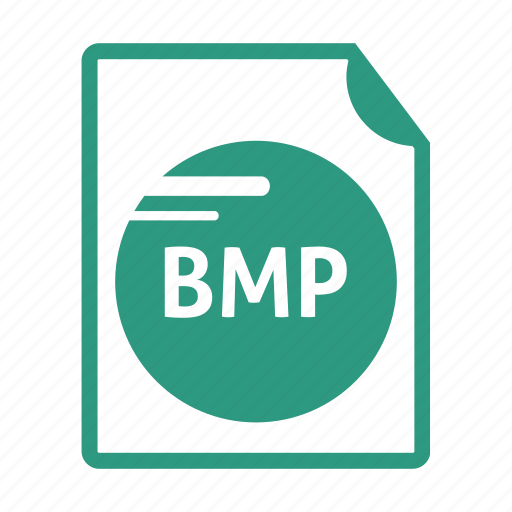 bmp, data, extension, file, format, image, name, photo icon