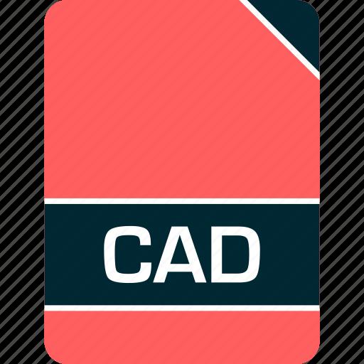 cad, doc, document, file icon