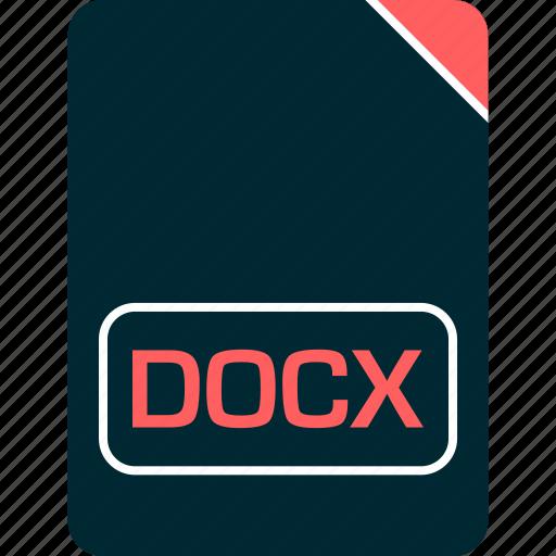 doc, document, docx, file icon