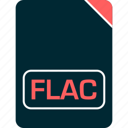 doc, document, file, flac icon