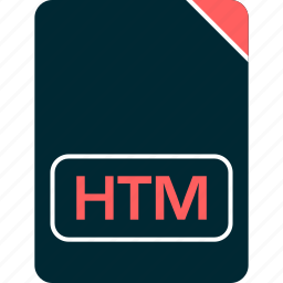 doc, document, file, htm icon