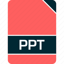 doc, document, file, ppt icon