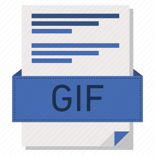 extension, file, format icon