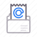 address, document, email, files, folder