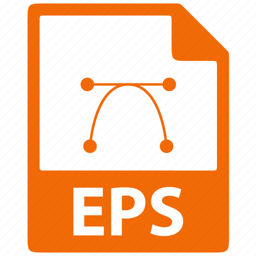 document, eps, extension, file, format icon