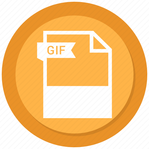 Document, extension, file, format, gif icon - Download on Iconfinder