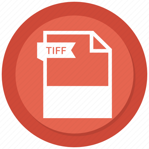 Document, extension, file, format, tiff icon - Download on Iconfinder