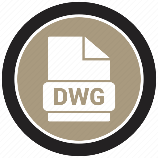 File format, extension, dwg, file icon
