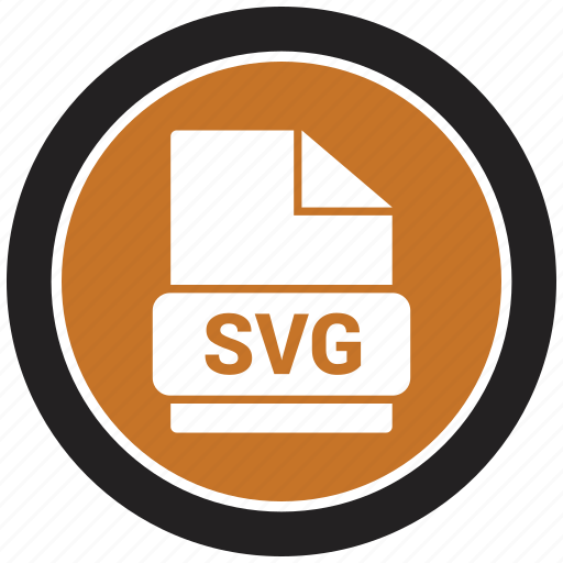 extension, file, file format, svg icon
