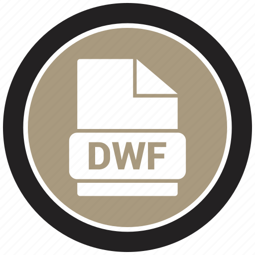 File format, dwf, extension, file icon