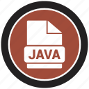 extension, file, file format, java