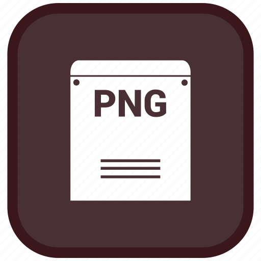 Extension, file, format, png icon - Download on Iconfinder