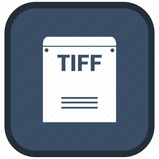 Extension, file, format, tiff icon - Download on Iconfinder