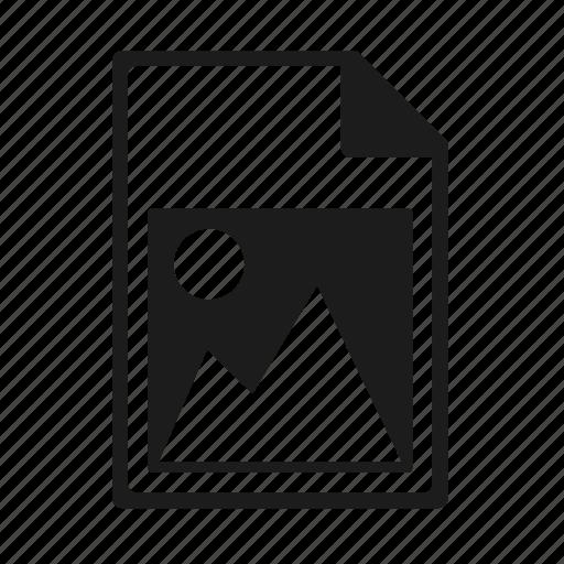 file, format, jpeg, jpg icon