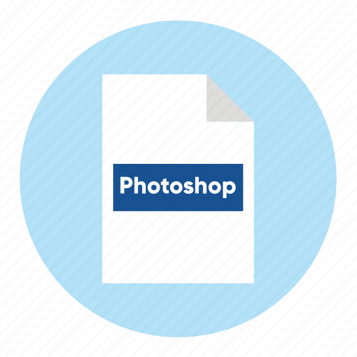 Adobe, document, extension, file, filetype, format, photoshop icon - Download on Iconfinder