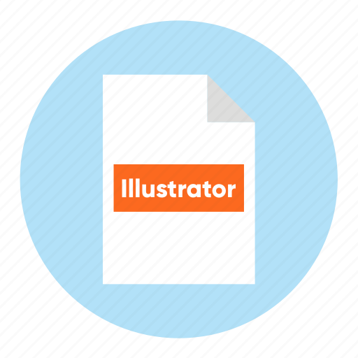 Adobe, document, extension, file, filetype, format, iluustrator icon - Download on Iconfinder