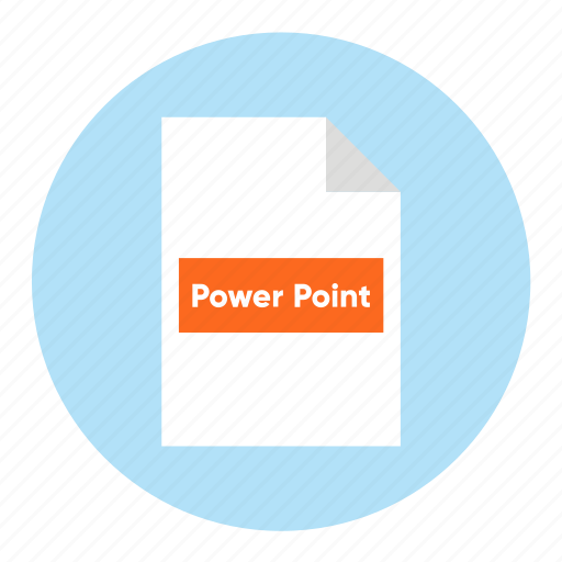 Document, extension, file, filetype, format, power point, powerpoint icon - Download on Iconfinder