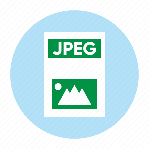 Document, extension, file, filetype, format, jpeg, type icon - Download on Iconfinder