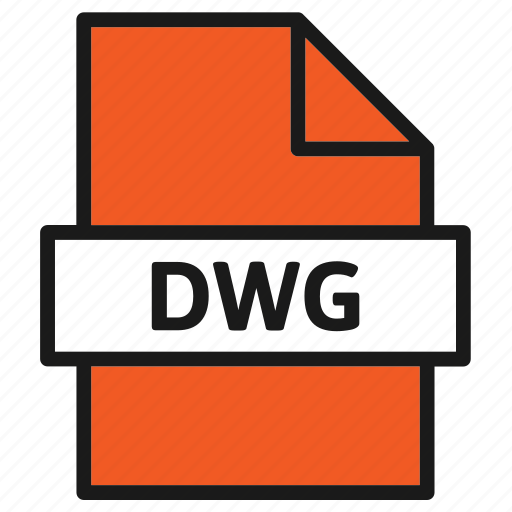 document, dwg, extension, file, filetype, format, type icon