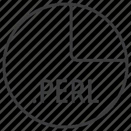 file, format, language, perl, pl, scripting icon