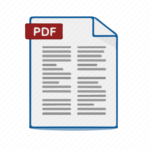 Adobe, document, file, format, pdf icon - Download on Iconfinder