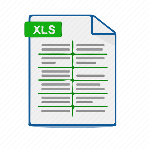 document, excel, file, format, spreadsheet, workbook icon