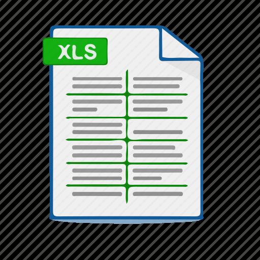 Document, excel, file, format, spreadsheet, workbook icon - Download on Iconfinder