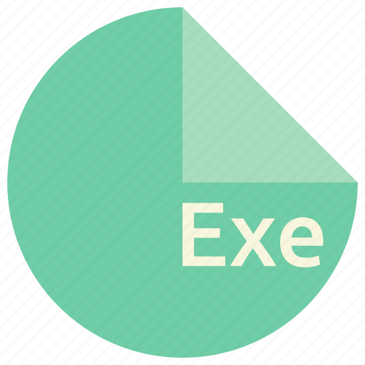 exe, executable, extension, file, format, windows icon