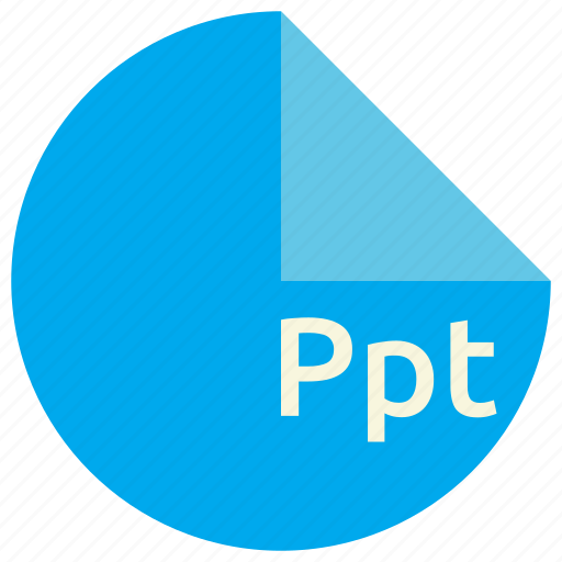 extension, file, format, powerpoint, ppt, presentation, windows icon