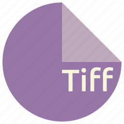 extension, file, format, image, tiff icon