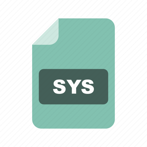 file, file extension, format, sys icon