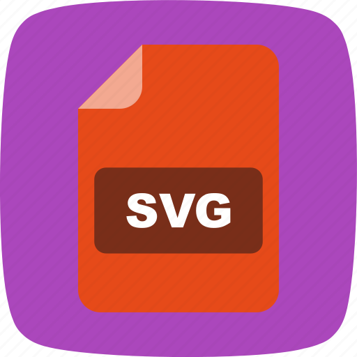 file, file extension, format, svg icon