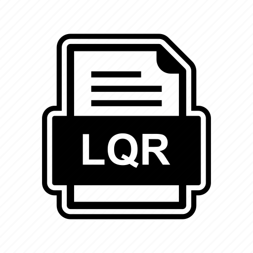 Document, file, format, lqr icon - Download on Iconfinder