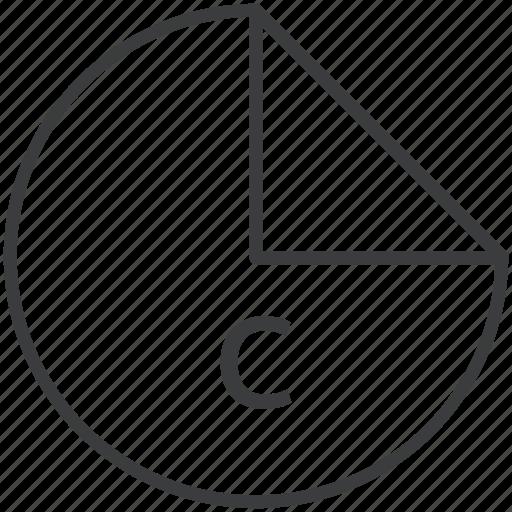 c, file, format, language, programming icon