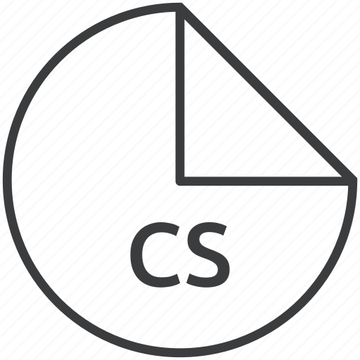 c, file, format, language, programming, sharp icon