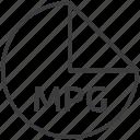file, format, mpg, extension, multimedia