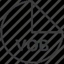file, format, vob, extension, multimedia