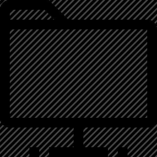 document, file, folder, shared icon