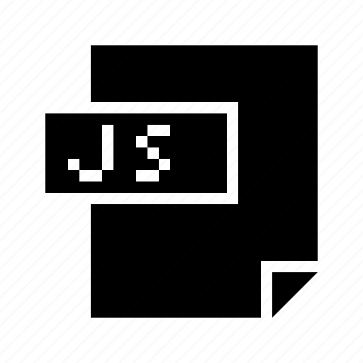 doc, doctype, filetype, javascript, js, mime, mimetype icon