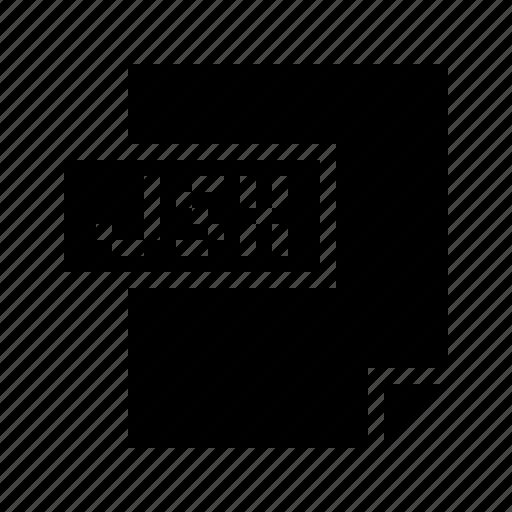 adobe, doctype, filetype, javascript, jsx, mime, mimetype icon