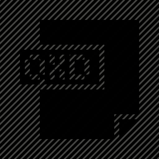 doc, doctype, filetype, mime, mimetype, quark xpress, qxd icon