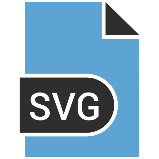 file, svg file, vector format icon