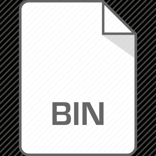 bin, document, file, page icon