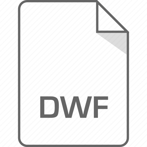 document, dwf, file, page icon