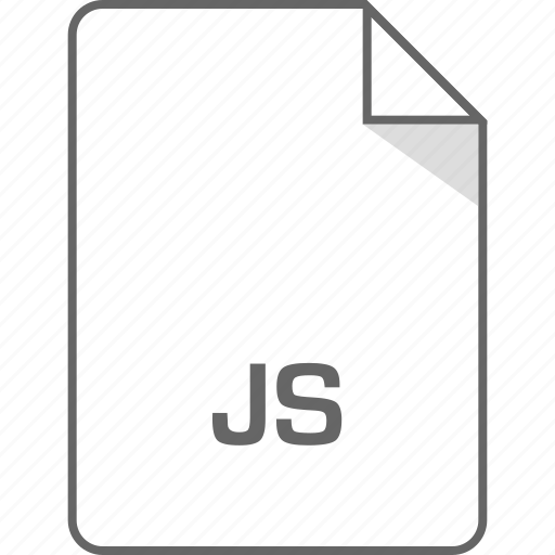 document, file, js, page icon