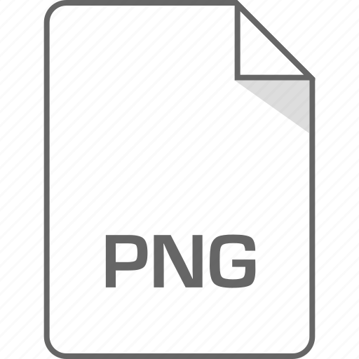 extension, file, png file icon