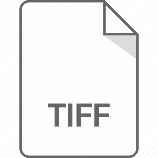 document, file, page, tiff icon